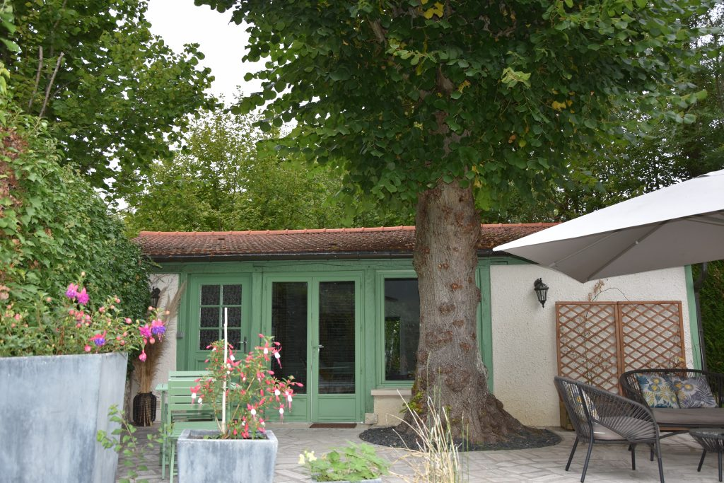 location saisonniere giverny